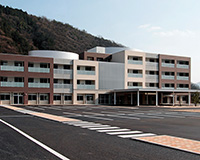 社会福祉法人 広島県同胞援護財団 可部南静養園
